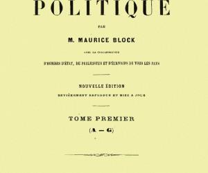 Dictionnaire général de politique