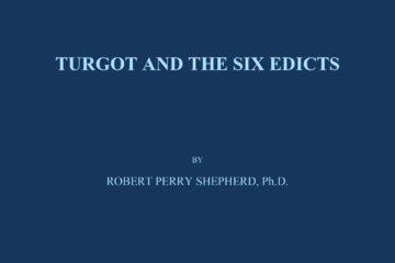 Shepherd Six edicts cover